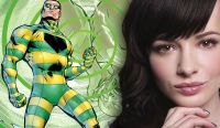 The Top spins in to the Flash