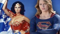 Lynda Carter for Supergirl