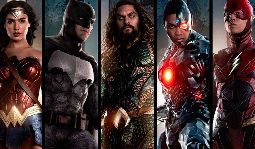 Justice League home release