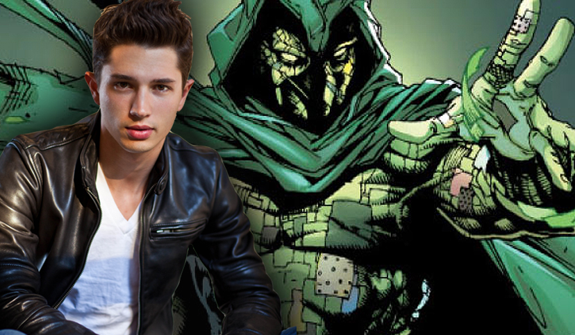 Ragman comes to Arrow